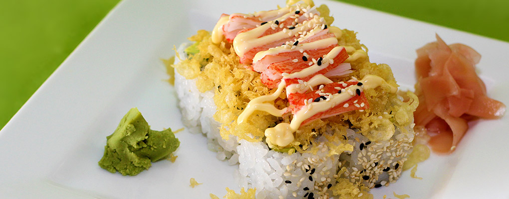 The Best Sushi in Antigua